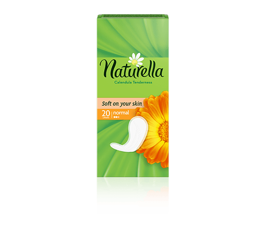 Naturella Liners Normal Calendula_20