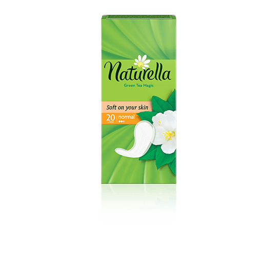 Naturella Liners Normal Green Tea_20