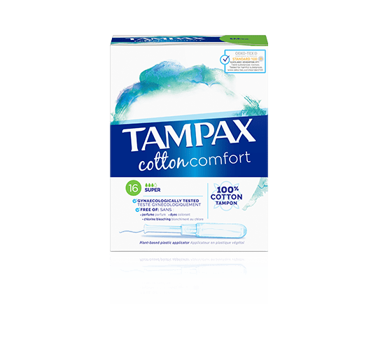 Tampax Cotton Comfort Super_16