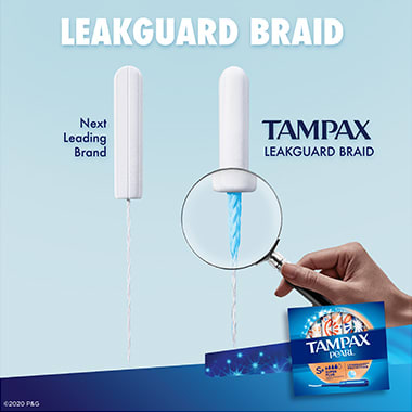 Leakguard Braid