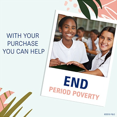 With Your Purchase You Can Help