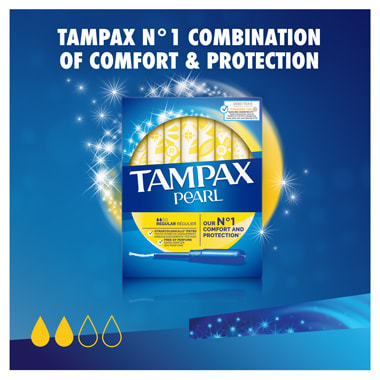Tampax Comfort and Protection