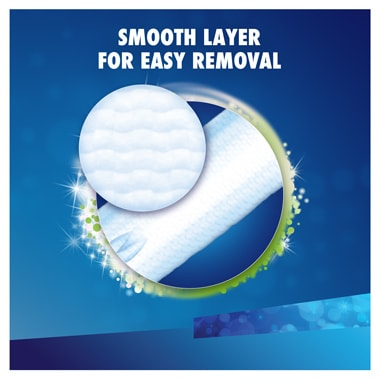 Tampax Smooth Layer