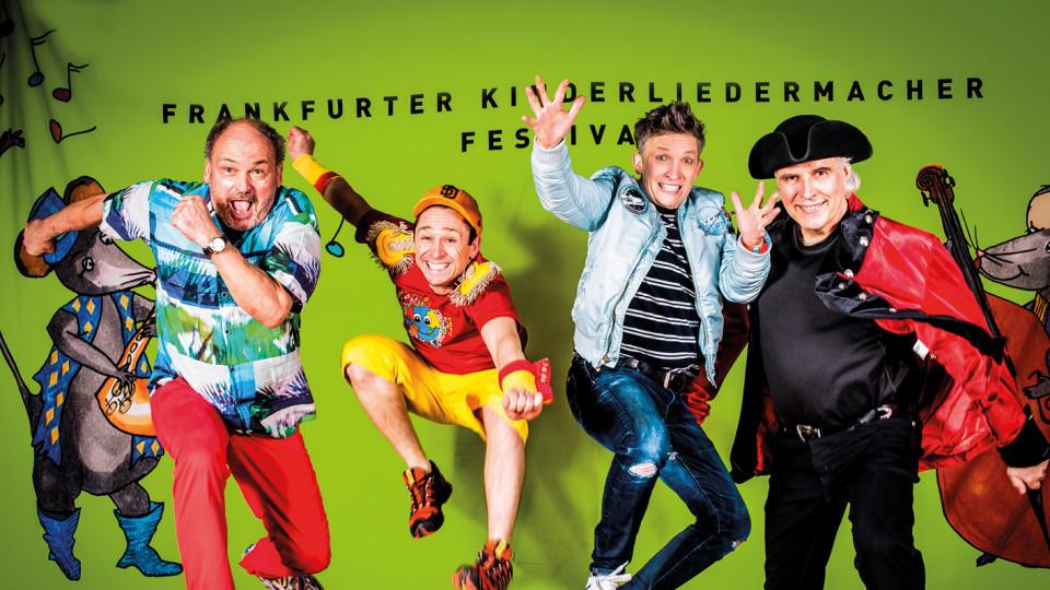 Kinderliedermacher-All-Star-Band