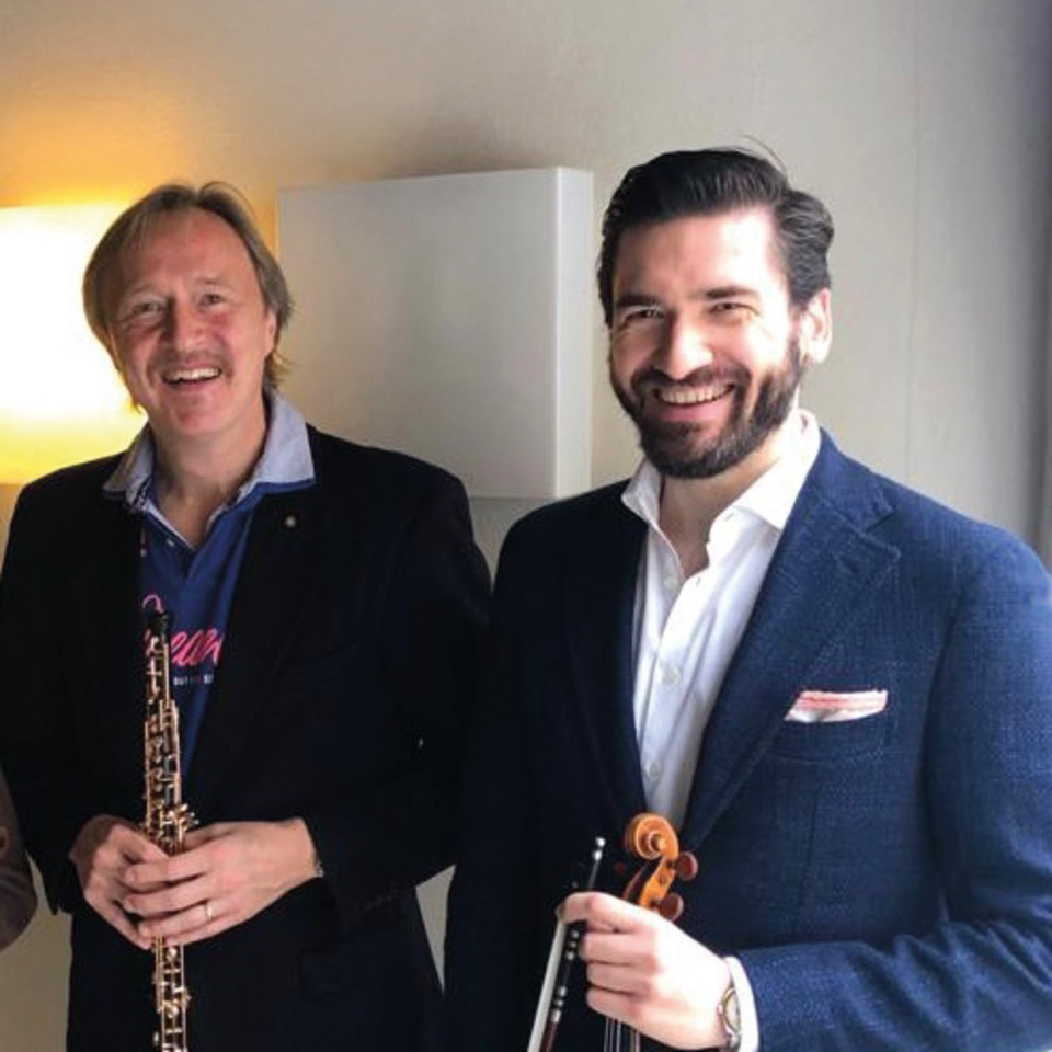 The New Mozart Players