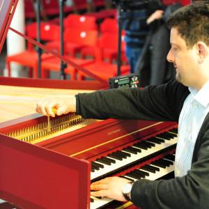 'Cembalo' - Instrumentenwerkstatt Bild 7