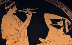 A música na Grécia Antiga