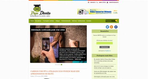Blog Papo Direito