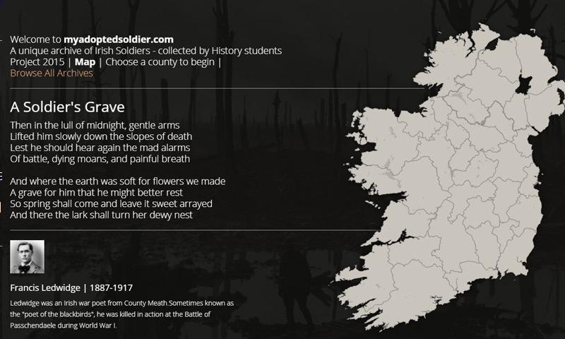 Legacy image of Map of Ireland