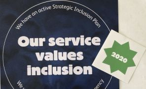 Our Service Values Inclusion