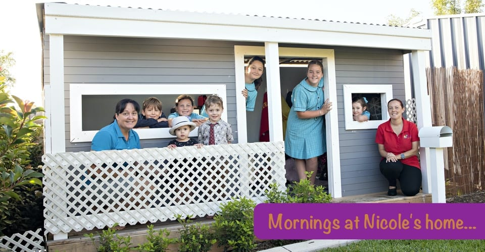 Mornings at Nicoles's Home - My Home Your Home Family Day Care