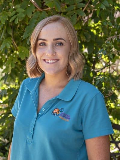 Georgie Van Heeswyk - Coordinator