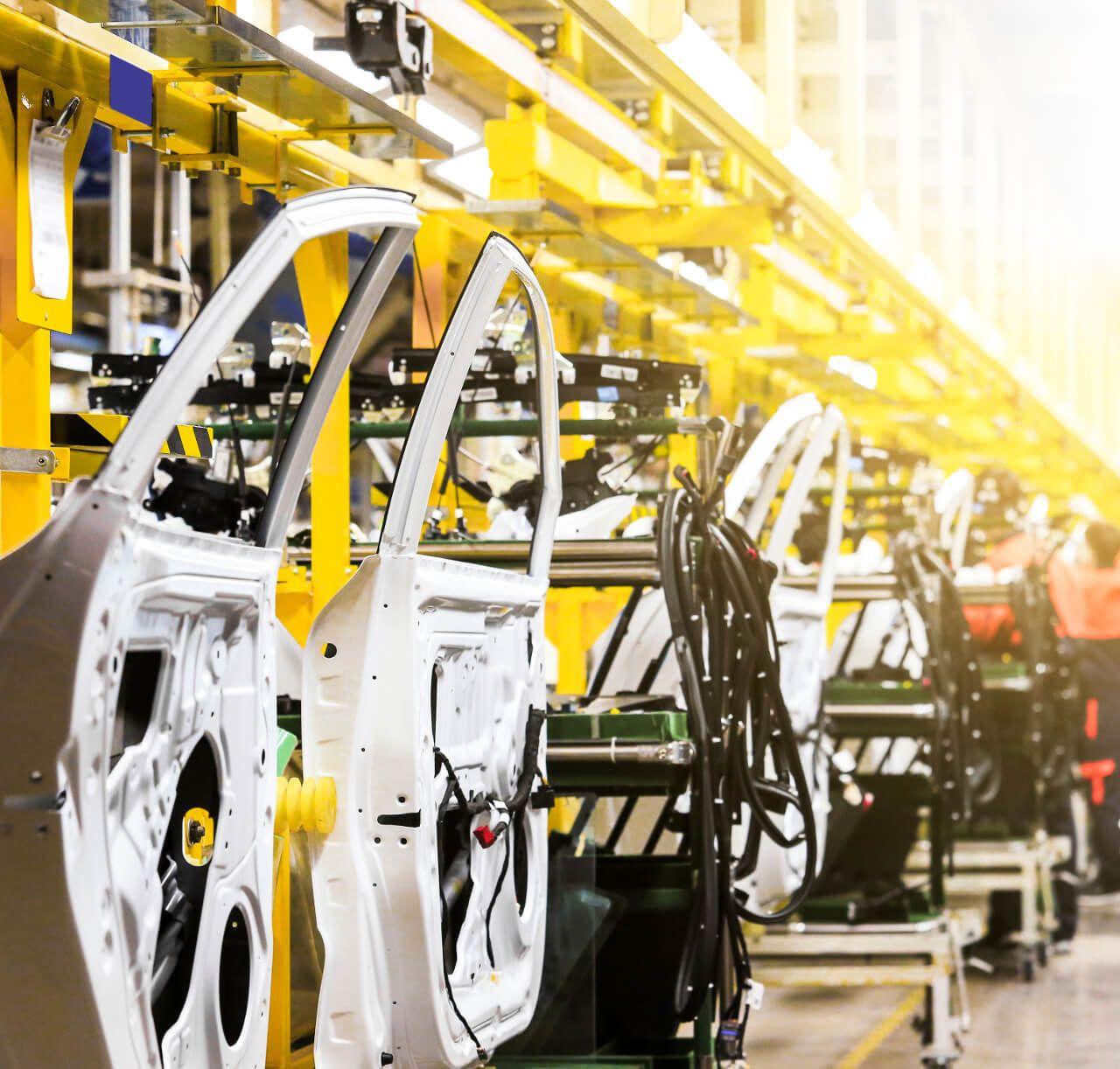 car manufaturing