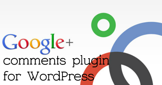 Google Plus comments for WordPress