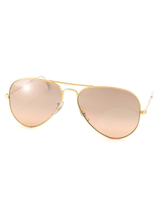 rb3025 55 ywe9  Ray Ban Aviator Sunglasses RB 3025 001/3E