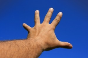 Ridges in nails