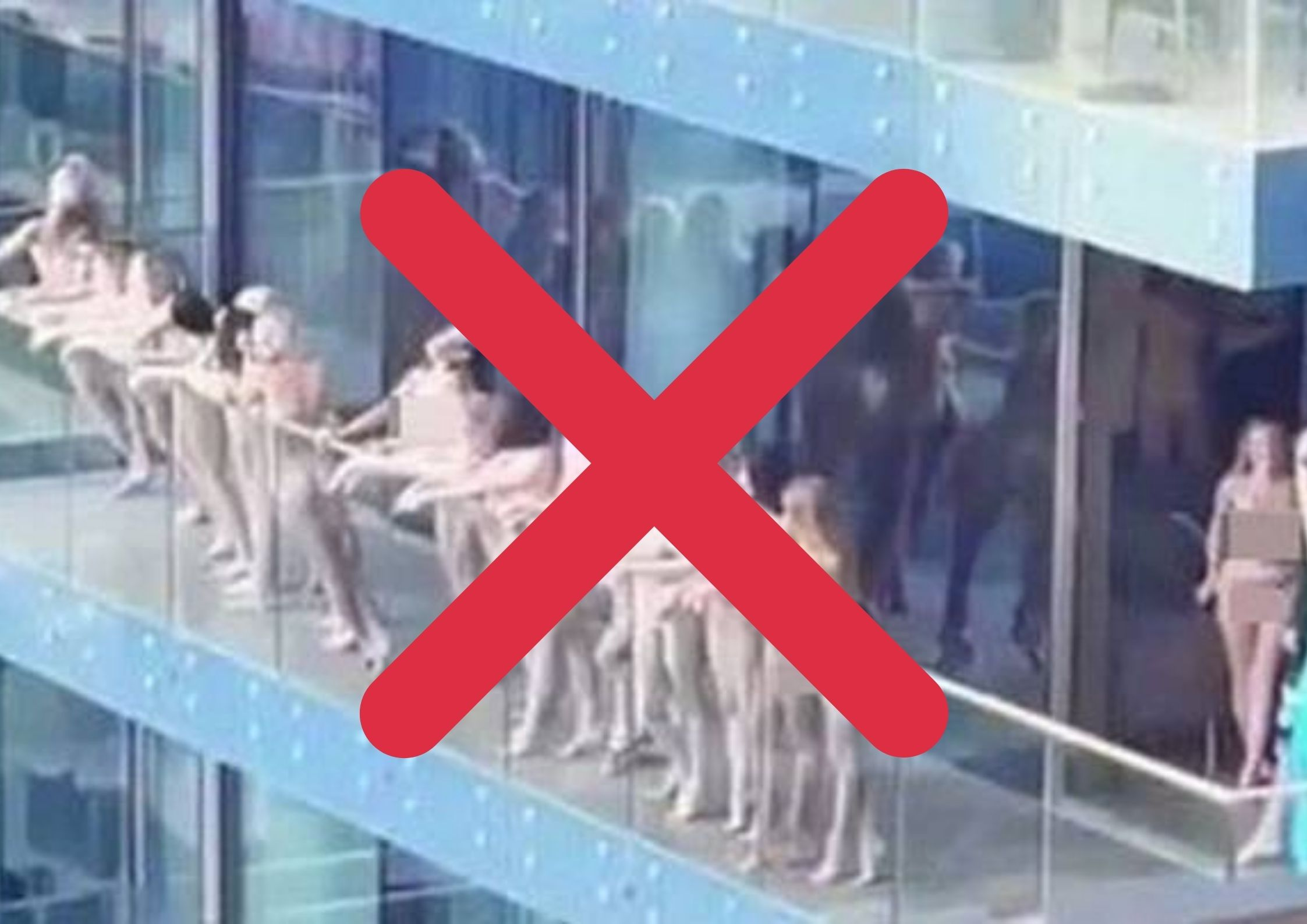 Nude Photoshoot in Dubai Gone Wrong: 40 Women Arrested