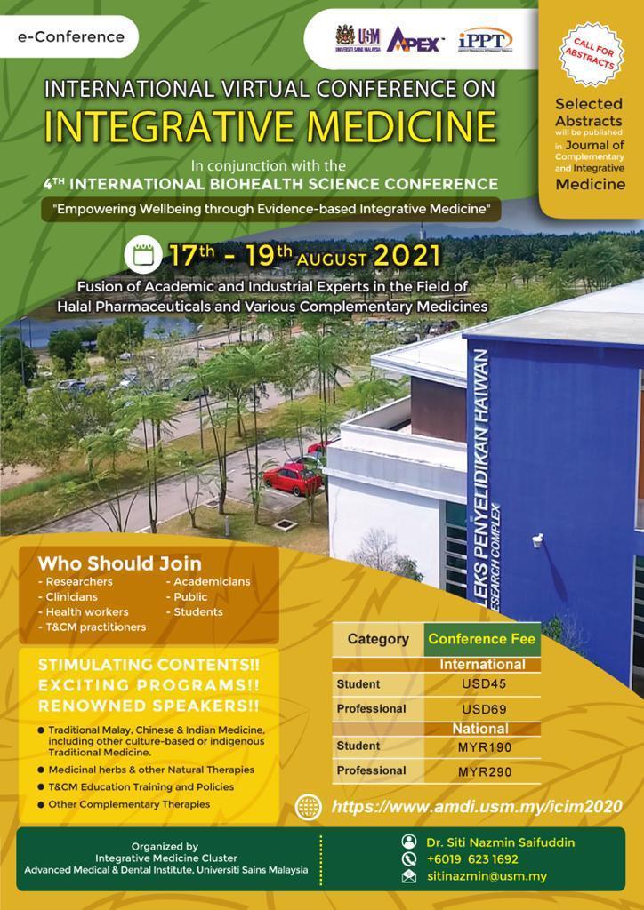 International Virtual Conference
