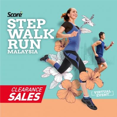Score® Step Walk Run Malaysia 2020