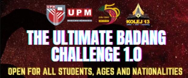 The Ultimate Badang Challenge 1.0