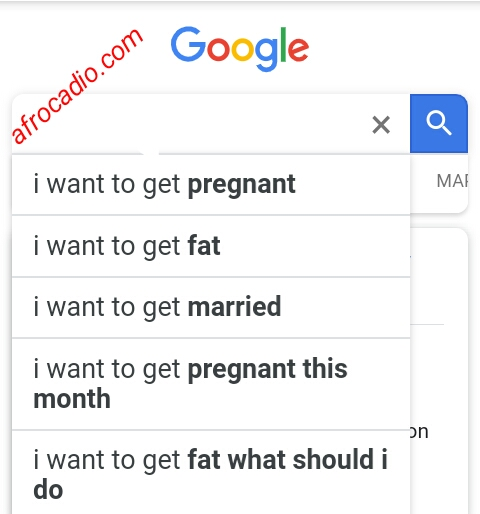 questions Nigerians ask Google: 3rd set