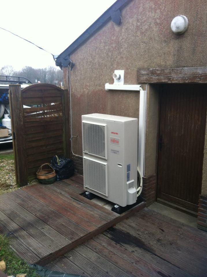 O installer sa pompe chaleur - Humidifier l air d une chambre ...