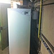 Installation d'une chaudière gaz condensation Perfinox à Caen