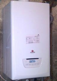 Installation d'une chaudière gaz THEMAPLUS CONDENS