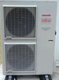 Installation d'une pompe à chaleur Air-Eau EXCELLIA DUO