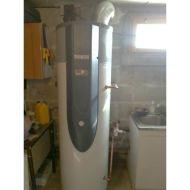 Installation d'un chauffe-eau thermodynamique dans une buanderie