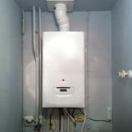 Installation - Chaudière gaz ThemaPLUS Condens F25