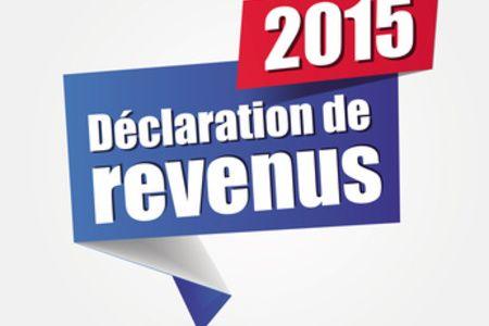 Remplir déclaration crédit d'impôt 2015