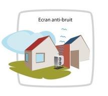 Ecran anti-bruit