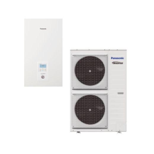 Pompe à chaleur Aquarea T-CAP GENERATION H BI-BLOC Panasonic