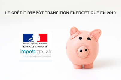 Le Credit Dimpot Transition Energetique En 2019