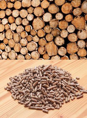 Différence entre poêle à bois et granulés