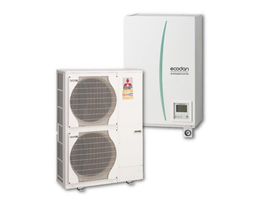 Pompe à chaleur Ecodan Hydrobox Zubadan Package Mitsubishi