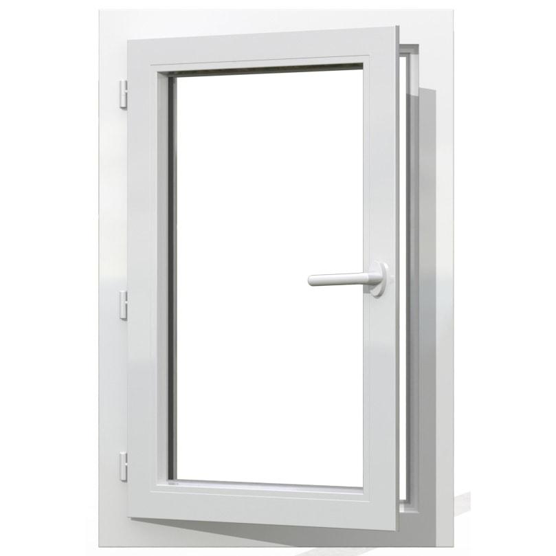 fenêtre pvc 1 vantail battante