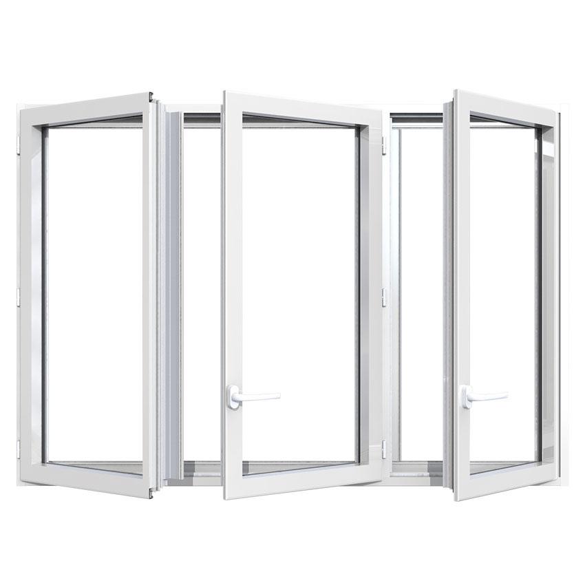 fenetre aluminium 3 vantaux