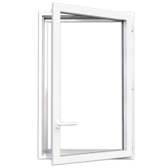 Fenêtre aluminium battante 1 vantail