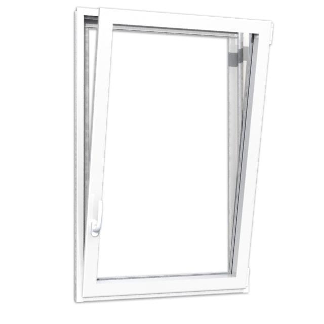 Fenêtre aluminium oscillo-battante 1 vantail
