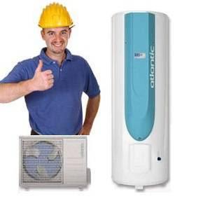 Mise en service chauffe-eau thermodynamique split