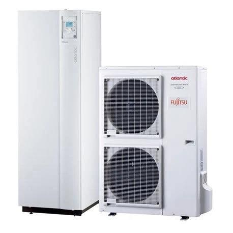 Alfea hybrid duo gaz pompe à chaleur Atlantic
