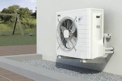 Radiateurs en fonte et pompe à chaleur