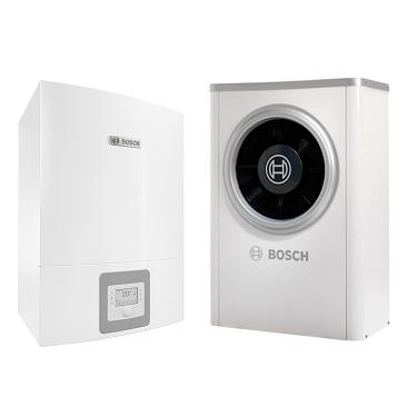 Pompe à chaleur Compress 6000 AW Bosch