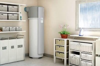 Réglage température chauffe-eau thermodynamique maison