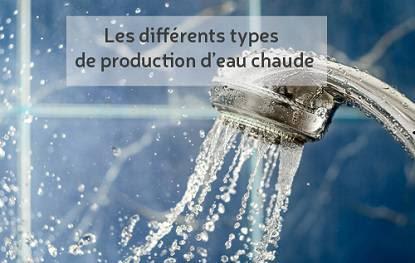 Production eau chaude avec chaudière