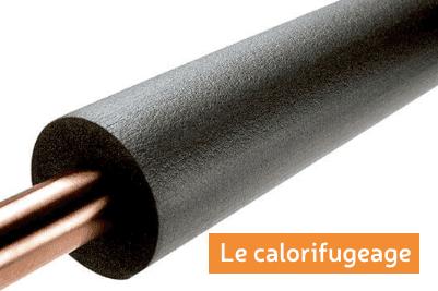 Calorifugeage