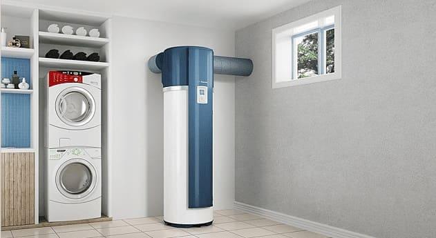 Emplacement chauffe-eau thermodynamique maison