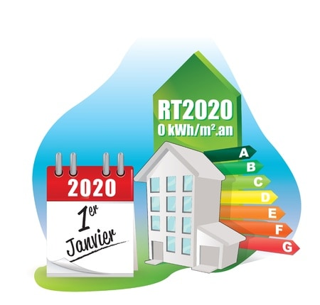 Différences entre RT 2012 et RT 2020